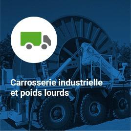 Critère de recherche : carrosserie industrielle et poids lourds