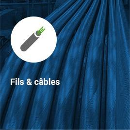 Critère de recherche : fils & câbles