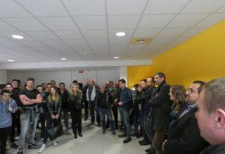 Le lycée Carriat et MECABOURG : un partenariat fructueux et des actions concrètes.