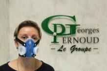 PURMASK, un masque polyvalent eco-friendly de chez Georges Pernoud et ses partenaires